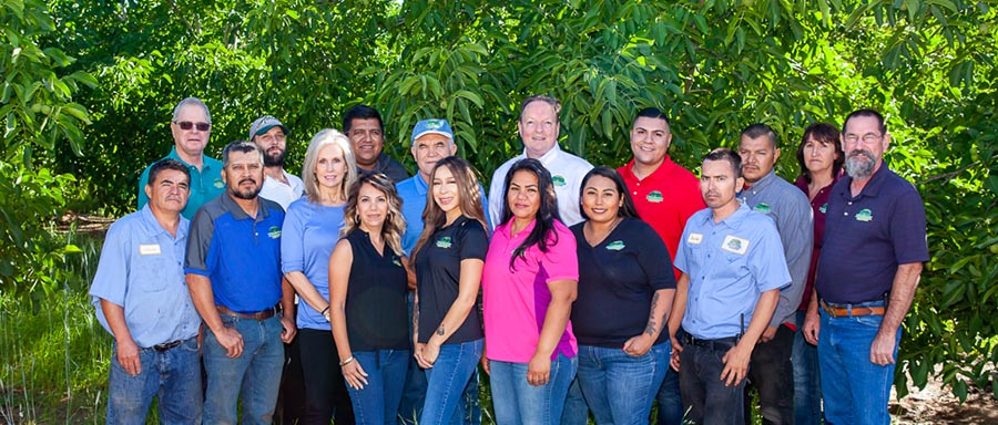 GoldRiver Orchards Team